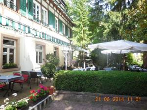 Hotel Athos, Отели  Баден-Баден - big - 17