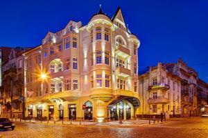 Отель Atlas Deluxe, Львов