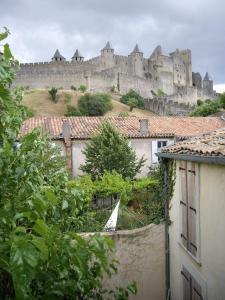 Hotel Du Pont Vieux, Hotely  Carcassonne - big - 50