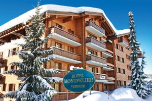 Hotel Montpelier, Hotely  Verbier - big - 62