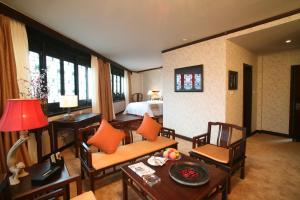 JAHO Forstar Hotel Wenshuyuan Branch, Szállodák  Csengtu - big - 37