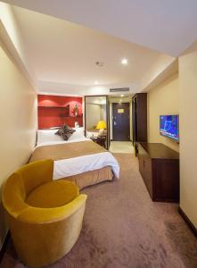 JAHO Forstar Hotel Wenshuyuan Branch, Szállodák  Csengtu - big - 9