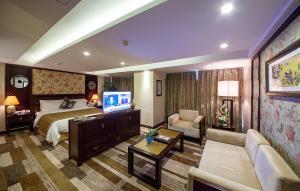 JAHO Forstar Hotel Wenshuyuan Branch, Szállodák  Csengtu - big - 43