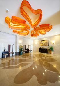 JAHO Forstar Hotel Wenshuyuan Branch, Szállodák  Csengtu - big - 42