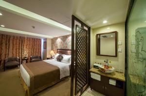 JAHO Forstar Hotel Wenshuyuan Branch, Szállodák  Csengtu - big - 11