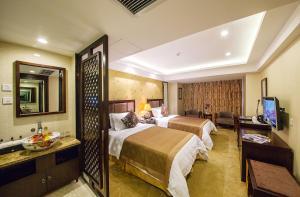 JAHO Forstar Hotel Wenshuyuan Branch, Szállodák  Csengtu - big - 12
