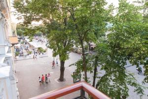 Отель Роял Стрит, Отели  Одесса - big - 54