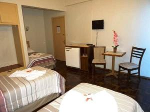 Coophotel, Hotel  Caxias do Sul - big - 36