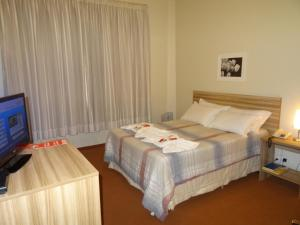 Coophotel, Hotel  Caxias do Sul - big - 38
