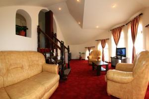 Pensiunea Casa Creanga, Vendégházak  Aknavásár - big - 8