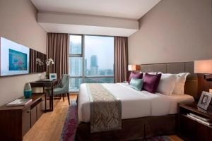 Ascott Kuningan Jakarta, Apartmánové hotely  Jakarta - big - 5