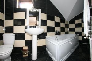 Portile Ocnei, Penziony  Tîrgu Ocna - big - 23