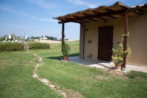 Casale Giuncheto, Farmy  Pilonico Paterno - big - 9