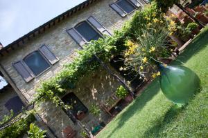 Casale Giuncheto, Farmy  Pilonico Paterno - big - 11