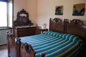 Casale Giuncheto, Farmy  Pilonico Paterno - big - 24