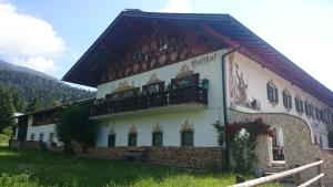 Zum Schweizerbartl, Hotely  Garmisch-Partenkirchen - big - 33