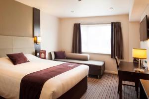 Premier Inn Glasgow Pacific Quay, Hotel  Glasgow - big - 7