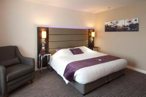 Premier Inn Glasgow Pacific Quay, Hotel  Glasgow - big - 3