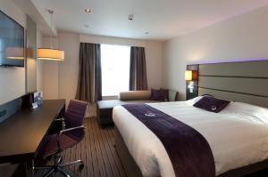 Premier Inn Glasgow Pacific Quay, Hotel  Glasgow - big - 8