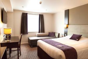 Premier Inn Glasgow Pacific Quay, Hotel  Glasgow - big - 9