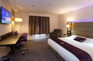 Premier Inn Glasgow Pacific Quay, Hotel  Glasgow - big - 2