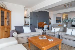 The Penthouse, Apartmány  Plettenberg Bay - big - 12