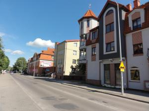 Apartamenty Mini-Max, Apartmány  Giżycko - big - 38
