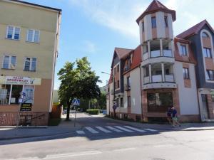 Apartamenty Mini-Max, Apartmány  Giżycko - big - 36