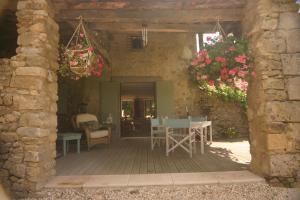 Chez Jasmin, Bed & Breakfasts  La Chapelle-Saint-Laurent - big - 14