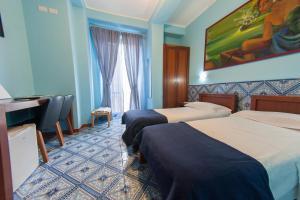 Petit Hotel, Hotel  Milazzo - big - 7