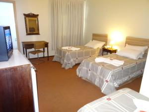 Executive Triple Room with 3 Single Beds