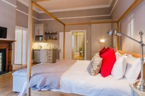 Bonne Esperance Studio Apartments, Apartmány  Stellenbosch - big - 19