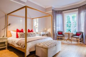 Bonne Esperance Studio Apartments, Apartmány  Stellenbosch - big - 20