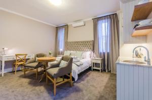 Bonne Esperance Studio Apartments, Apartmány  Stellenbosch - big - 13