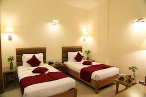 Hotel Western Gatz, Hotel  Theni - big - 12