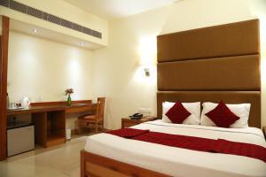 Hotel Western Gatz, Hotely  Theni - big - 41