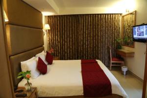 Hotel Western Gatz, Hotely  Theni - big - 26
