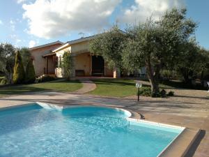 Villa mit 3 Schlafzimmern und privatem Pool