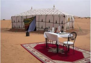 Merzouga Journeys Camp