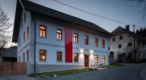 Accommodation in Jezersko