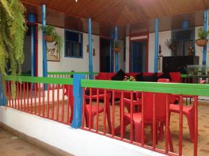 Hostal Maderos, Pensionen  Santa Rosa de Cabal - big - 45