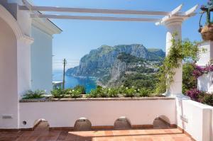 Villa Mariuccia Capri, Apartmanok  Capri - big - 2
