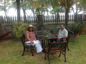 Rodrigues Coco Villa, Гостевые дома  Port Mathurin - big - 29