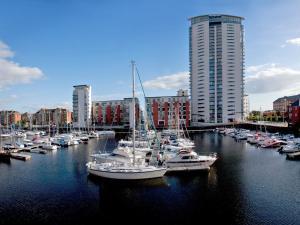 Marina Apartment, Apartmány  Swansea - big - 7