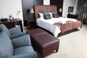 Pokój typu Superior z łóżkiem typu king-size