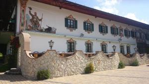 Zum Schweizerbartl, Hotely  Garmisch-Partenkirchen - big - 34