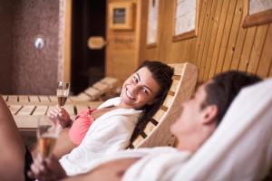 Hotel Makar Sport & Wellness, Отели  Печ - big - 32