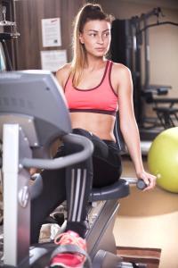 Hotel Makar Sport & Wellness, Отели  Печ - big - 33