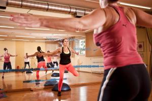 Hotel Makar Sport & Wellness, Отели  Печ - big - 36