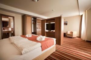 Hotel Makar Sport & Wellness, Отели  Печ - big - 5
